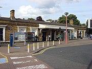Beckenham Junction station 2