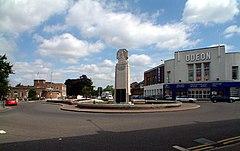 Beckenham War Memorial - geograph.org.uk - 35267