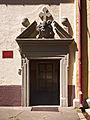 Beckov-entrée Maison de la Charité.jpg