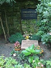 Beinhorn Rosemeyer grave