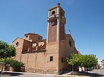 Bell-lloc d'Urgell — Església parroquial.jpg
