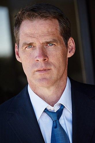 Ben Browder - Headshot of Browder in the 2018