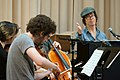 Ben Folds and yMusic read song arrangements by Duke University composition graduate students (17040469717).jpg
