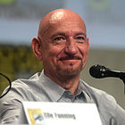 Ben Kingsley, The Boxtrolls, 2014 Comic-Con 1 (crop).jpg