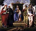 Benedetto Diana Virgen entronizada con santos 1515 Gallerie Accademie Venecia.jpg