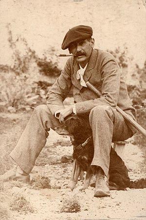 Benito perez galdos y perro las palmas 1890