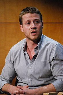 Benjamin McKenzie at the Paley Center for Media, New York City, New York - 20110531-02.jpg