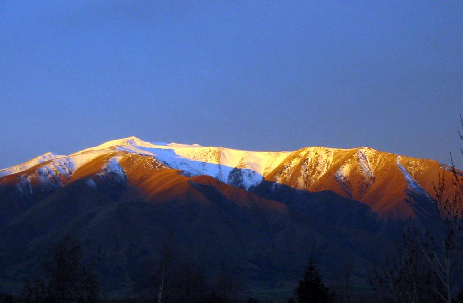 Benmore Peak