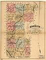 Bennington County, Vt. to accompany Child's Gazetteer and Directory. LOC 2011590004.jpg