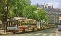 Berliet ER100 & PR100 - Grenoble - Place Victor Hugo.jpg