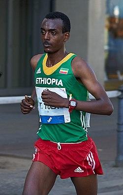 Berlin Marathon 2015 Runners 6