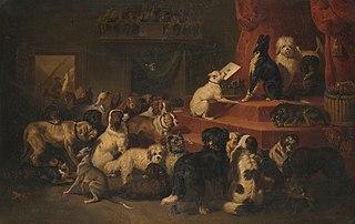 Het hondenrequest