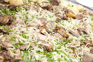 Bashkir cuisine