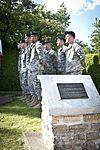 Beuzeville Au Plain C47 Crash Site Memorial for 101st Air Assault 150603-A-DI144-606.jpg