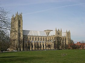 Image illustrative de l'article Beverley Minster