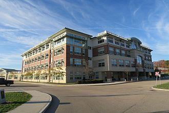 Beverly High School - Image: Beverly High School, Beverly MA