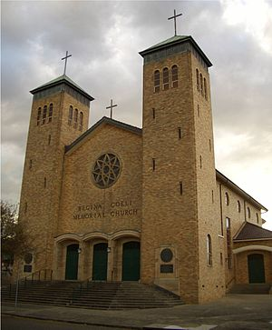 Beverly Hills, New South Wales - Regina Coeli Catholic Church