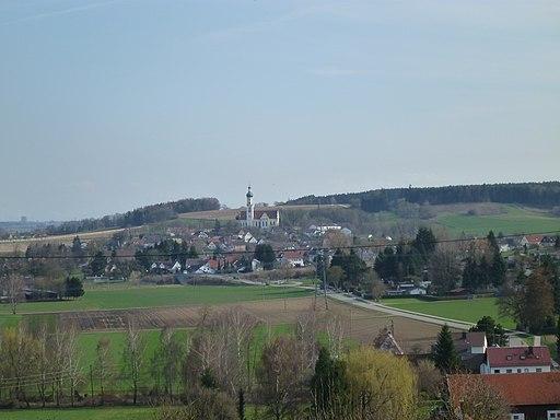 Biberbach Südansicht