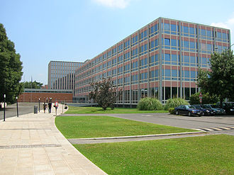 Biblioteca Nazionale Centrale di Roma - The Library building