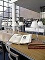 Bibliothèque des Musées de Strasbourg - salle de lecture - 2020 -photo Mathieu Bertola - MS.jpg