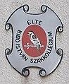 Bibo István Special College. Sign. - Budapest District XI., Ménesi Rd 12.JPG