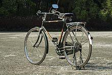 Sepeda onthel Wikipedia bahasa Indonesia, ensiklopedia bebas