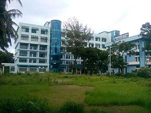 Bidhannagar College - Bidhannagar college new bulding