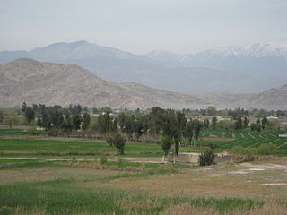 Bihsud District District in Nangarhar Province, Afghanistan