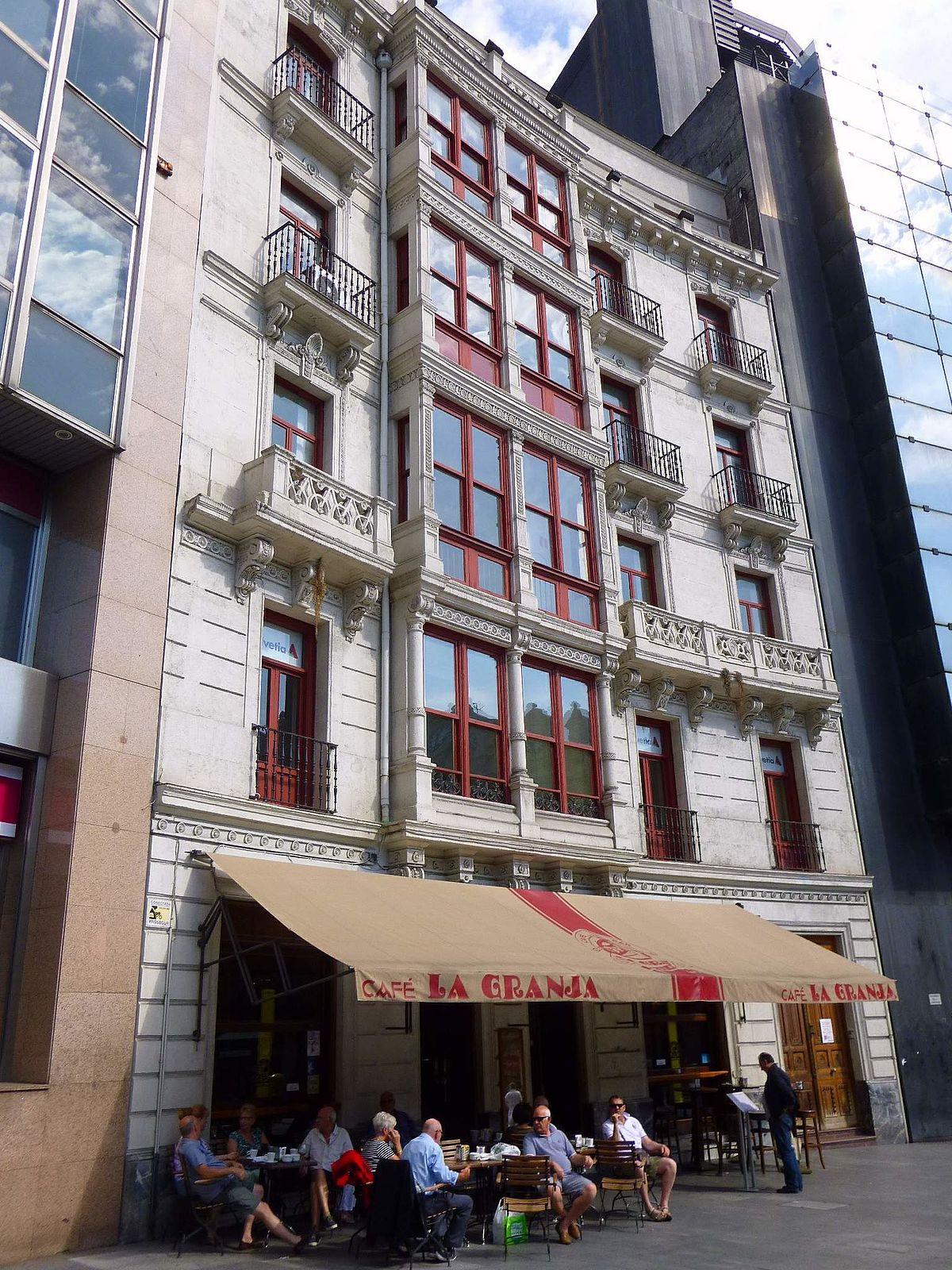 Cafe La Granja Bilbao