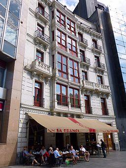 Bilbao - Café La Granja