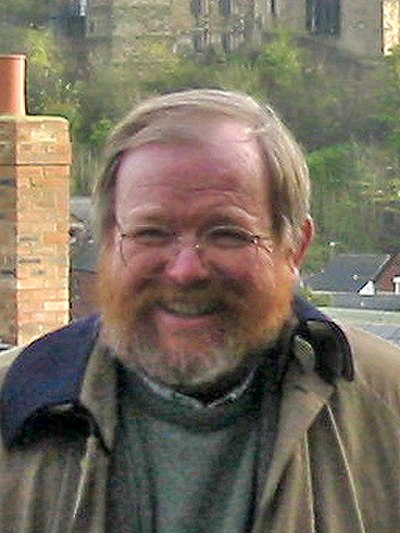 Picture of an author: Bill Bryson