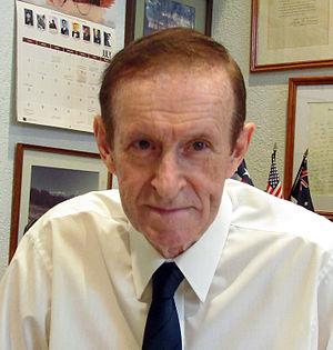 Bill O'Neill (media) - Image: Bill O'Neill in 2014