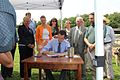 Bill Signing for Legislation Protecting Horse Owners and Handlers (14778457762).jpg
