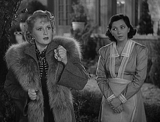 Topper Returns - Billie Burke and Patsy Kelly