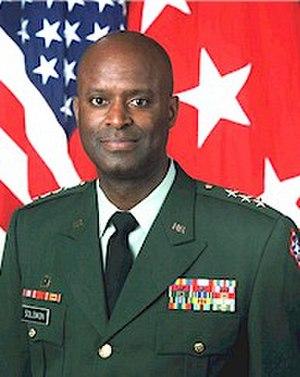 Billy K. Solomon - Lieutenant General Billy K. Solomon