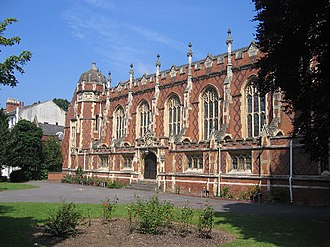 North Leamington School - Binswood Hall 2005