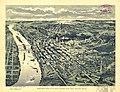 Bird's-eye view of St. Paul, looking west from Dayton's Bluff. LOC 75694647.jpg