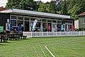 Bishop's Stortford Cricket Club clubhouse, Hertfordshire 1.jpg