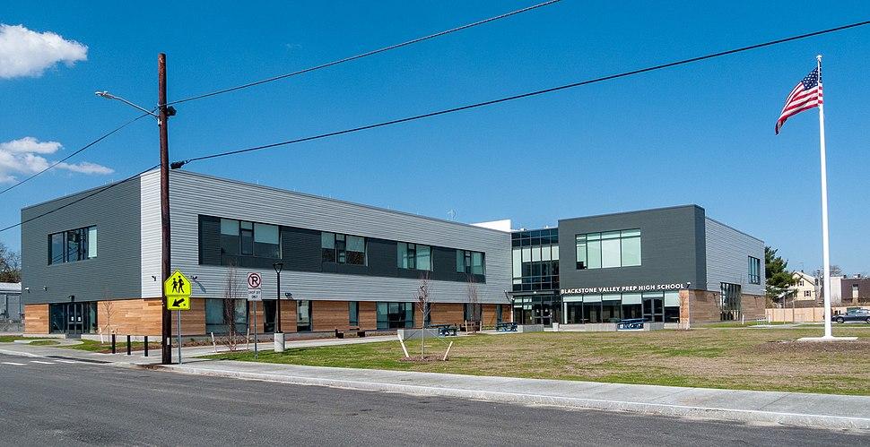 Blackstone Valley Prep High School, Valley Falls, Rhode Island