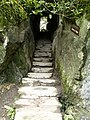 Blarney Castle Ground's Wishing Steps - geograph.org.uk - 596647.jpg