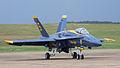 Blue Angels McDonnell Douglas FA-18 Hornet 3.jpg