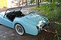 Blue Triumph TR3 back.JPG