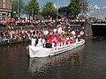 Boat 25 113 DEnk je wel eens aan zelfmoord, Canal Parade Amsterdam 2017 foto 1.JPG