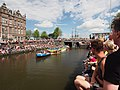 Boat 28 Proud to be scout, Canal Parade Amsterdam 2017 foto 1.JPG