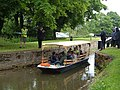 Boat trip at Fourteen Locks - geograph.org.uk - 652028.jpg