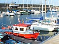 Boats in Lossiemouth Harbour - geograph.org.uk - 882718.jpg