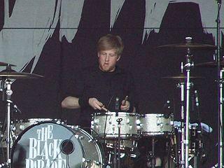 Bob Bryar American musician