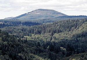 Boring Lava Field - Bob's Mountain in Washington State