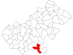 Location of Bogdand