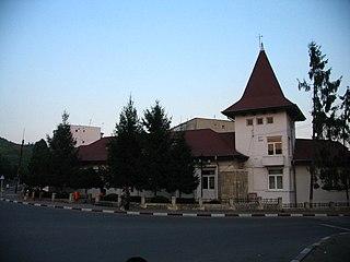 Boldești-Scăeni Town in Prahova, Romania